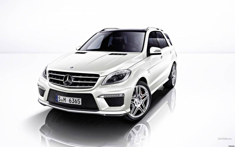 Body Kit AMG ML166